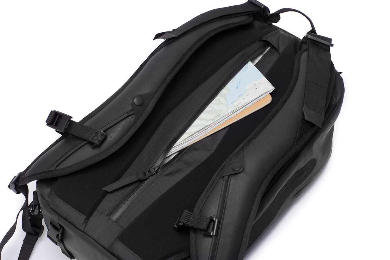 Black Ember Citadel Collection Modular Backpack