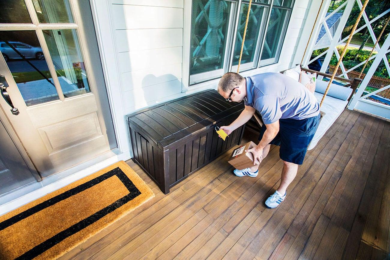 BoxLock Smart Home Delivery Padlock