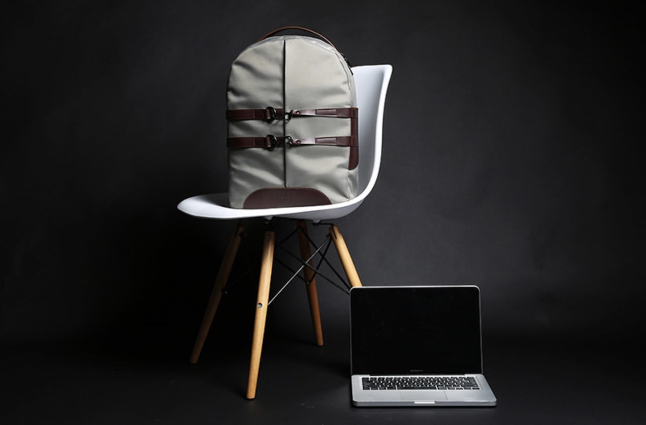 Canvas Waterproof Backpack