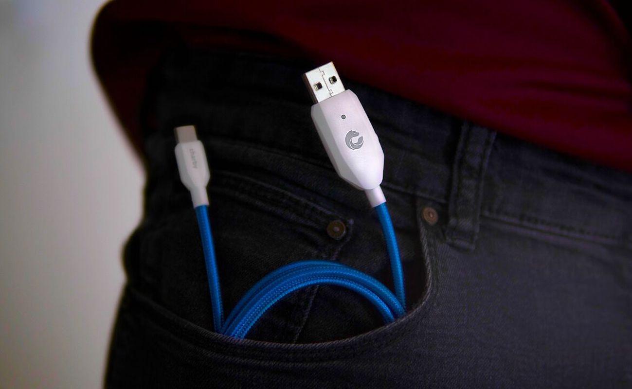 Charby Sense Auto Cutoff Cable