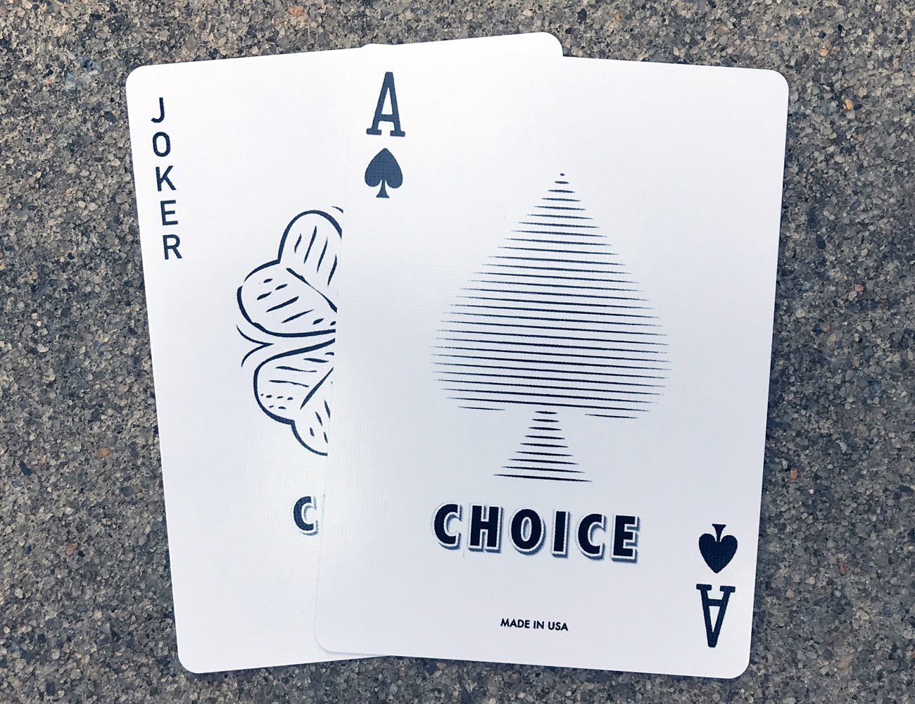 Choice Cloverback Playing Cards