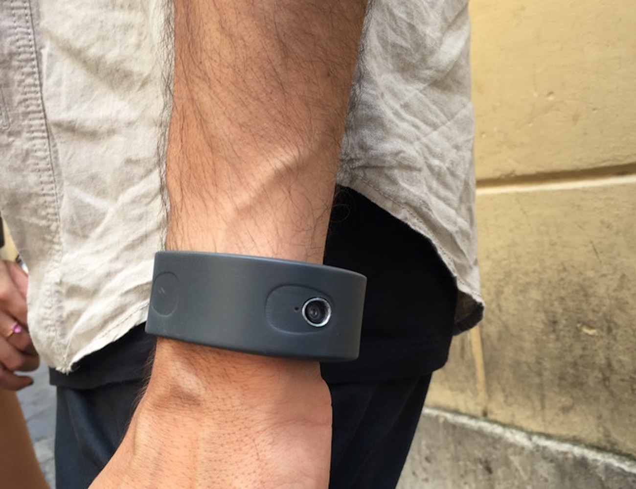 Cleep Wearable Wrist Camera