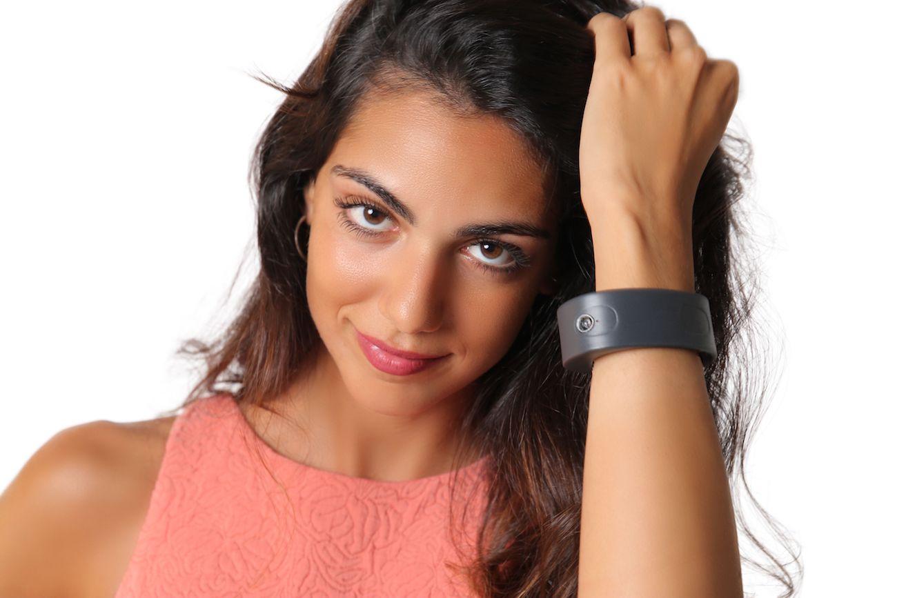 Cleep Wearable Wrist Camera
