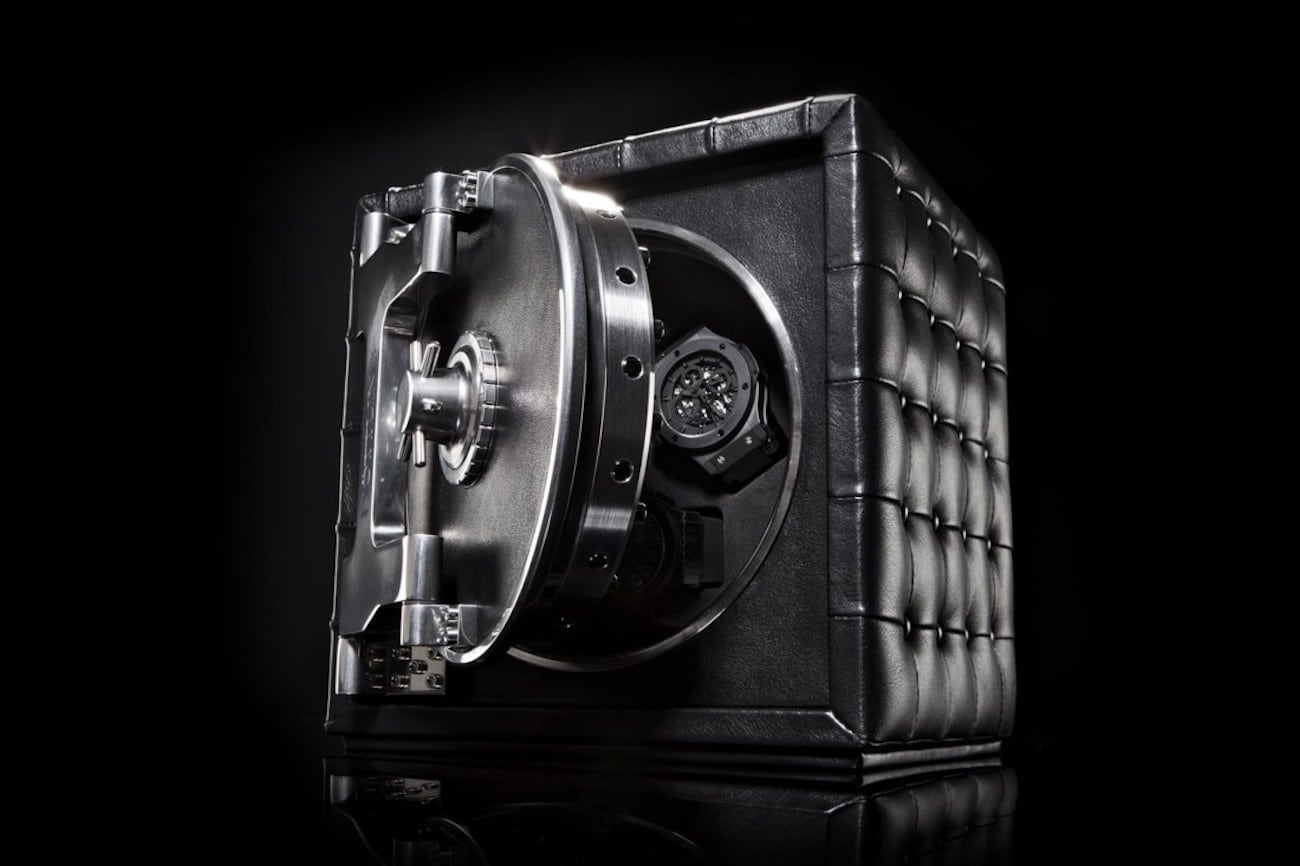 Colosimo Handcrafted Watch Safe