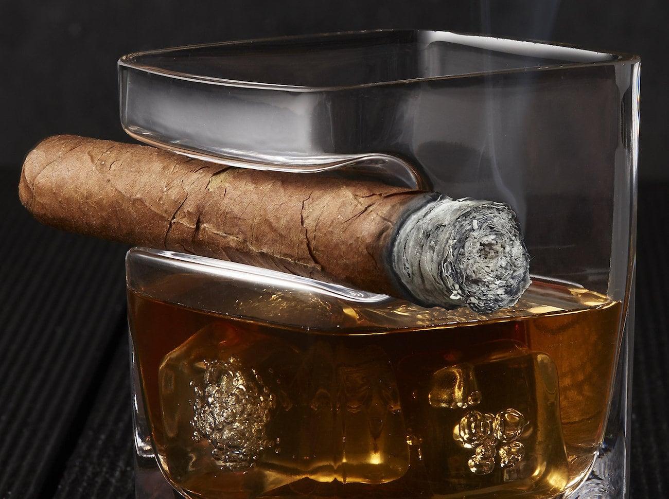 Cigar and Vintage Whiskey Pairings