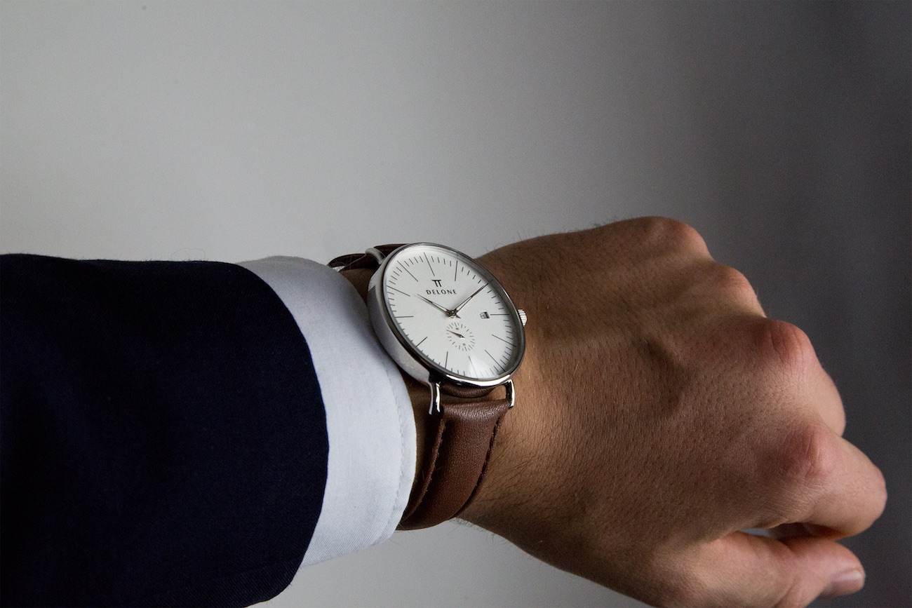 DELONE Authentic Swiss Made Watches