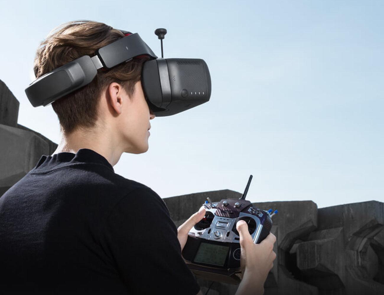 DJI Goggles Racing Edition FPV Drone Headset