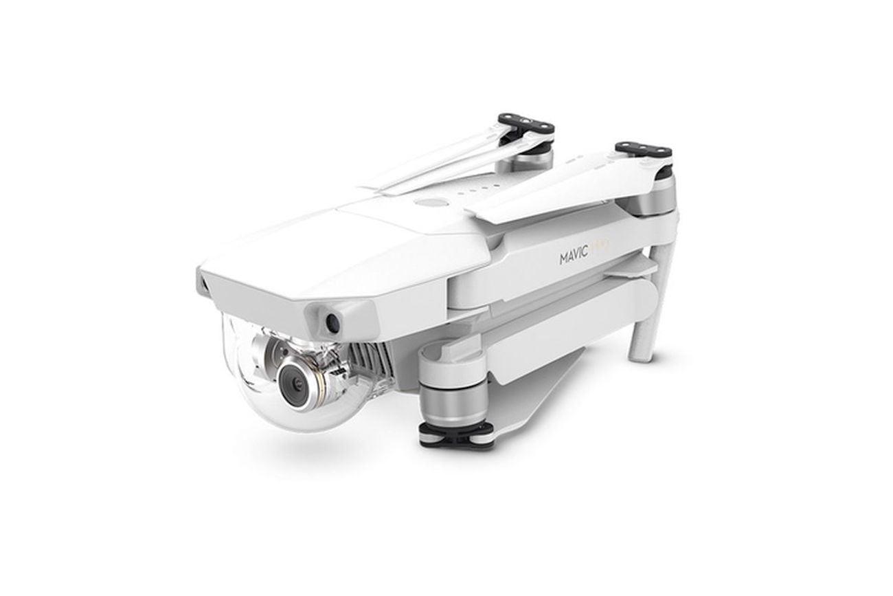 DJI Mavic Pro Alpine White Drone