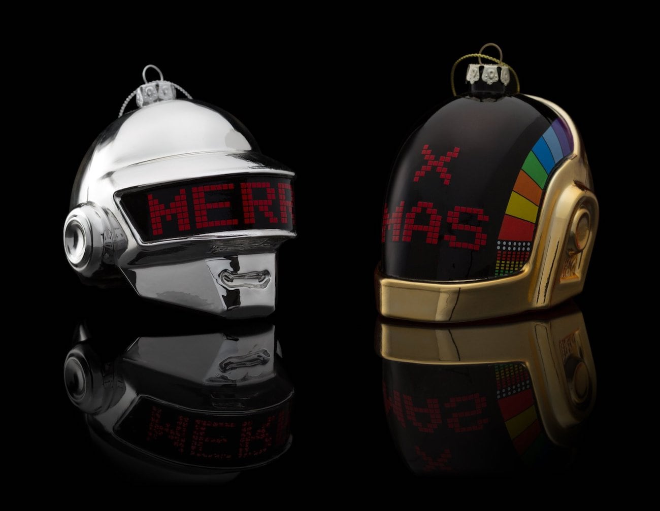 Daft+Punk+Limited+Edition+Ornament+Set