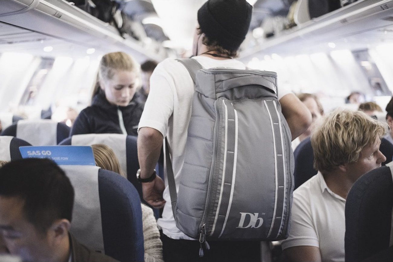Douchebags Hugger 30L Smart Carry-On Backpack