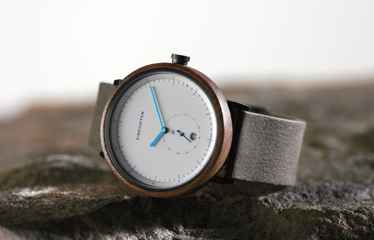 EINSTOFFEN Watches Display the Best of Beautiful Alpine Style