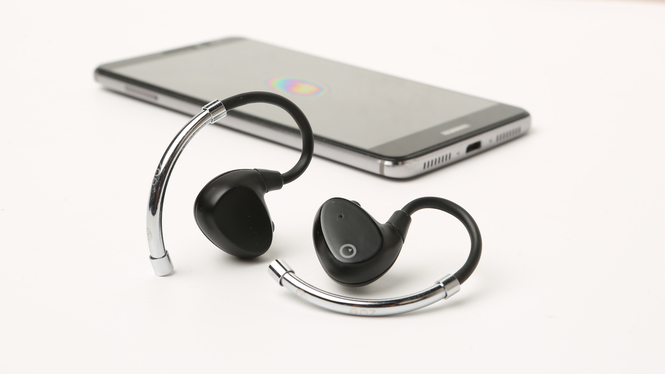 how to use philip earphone wireless