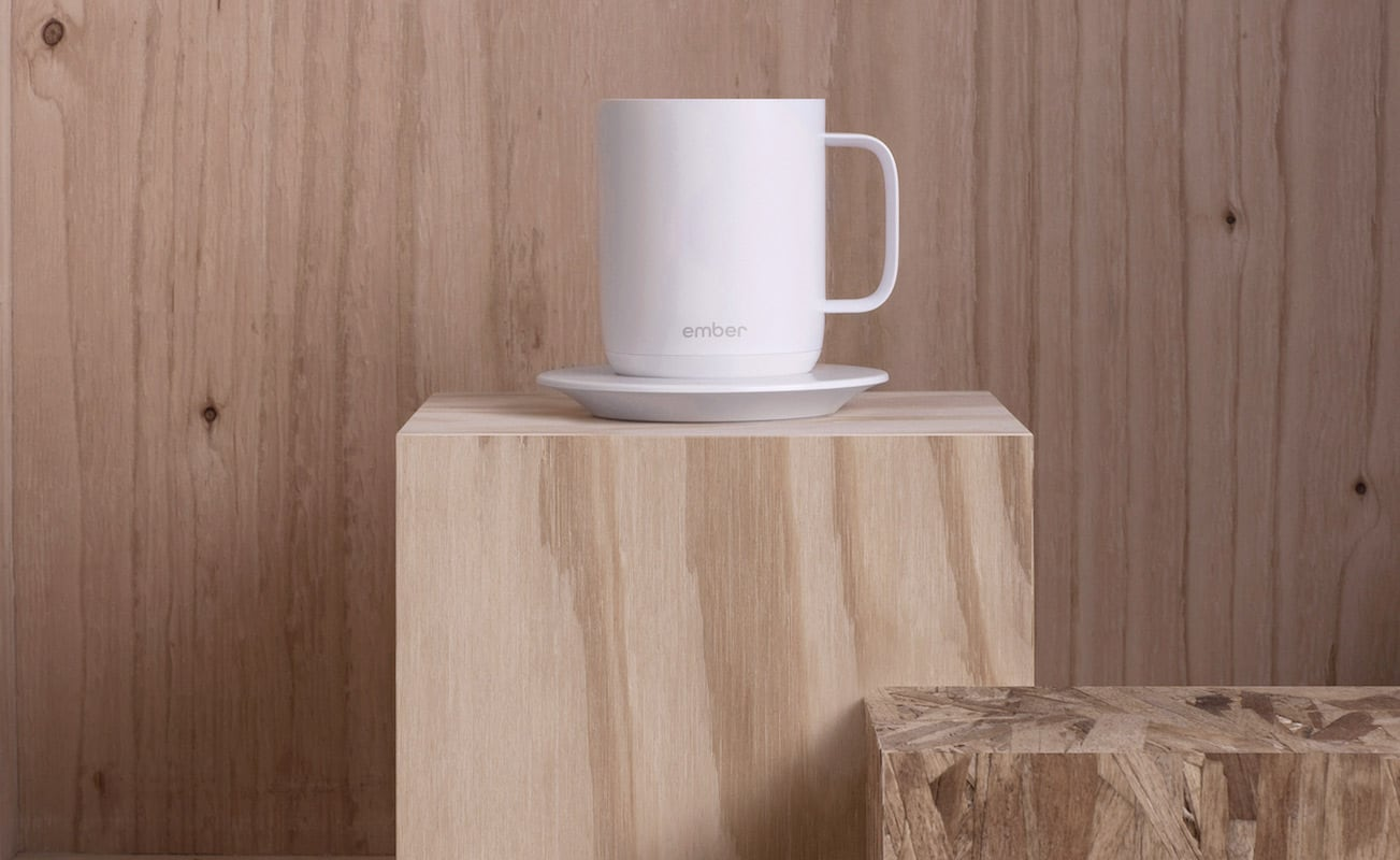 Ember Ceramic Smart Coffee Mug