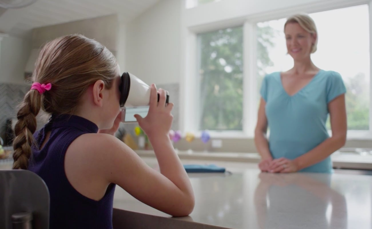 Look After Your Vision with the EyeQue Insight Screener