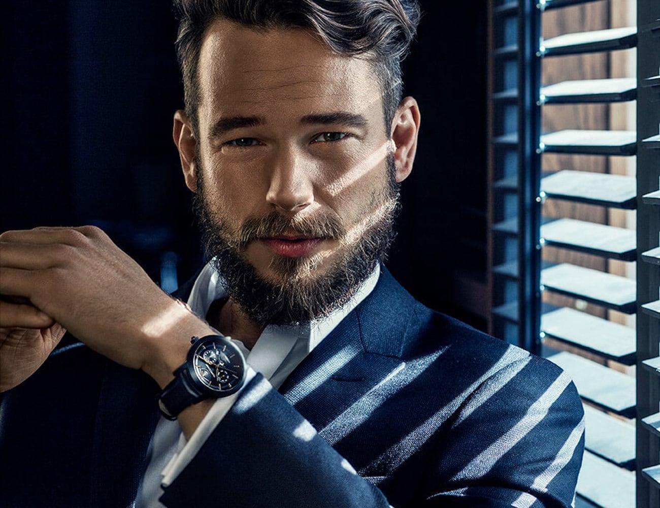 Filippo Loreti Smart Luxury Watch