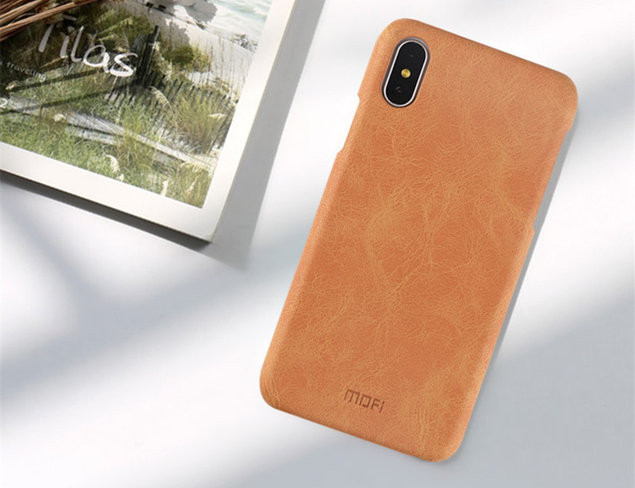 Hard Cover iPhone X Case
