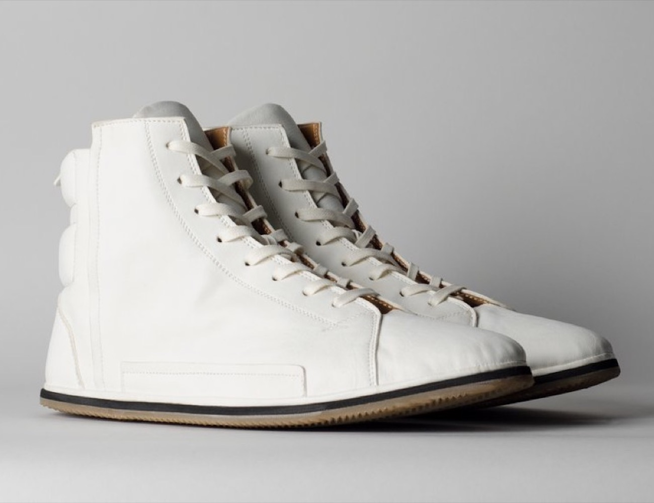 Hard Graft S2 High Top Fashion Sneakers