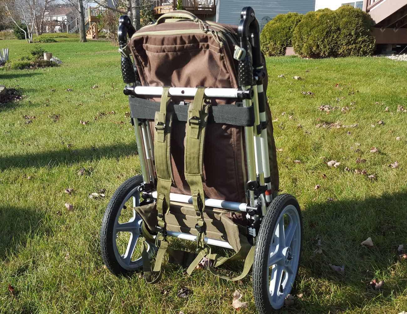 HipStar Hands-Free Travel Cart
