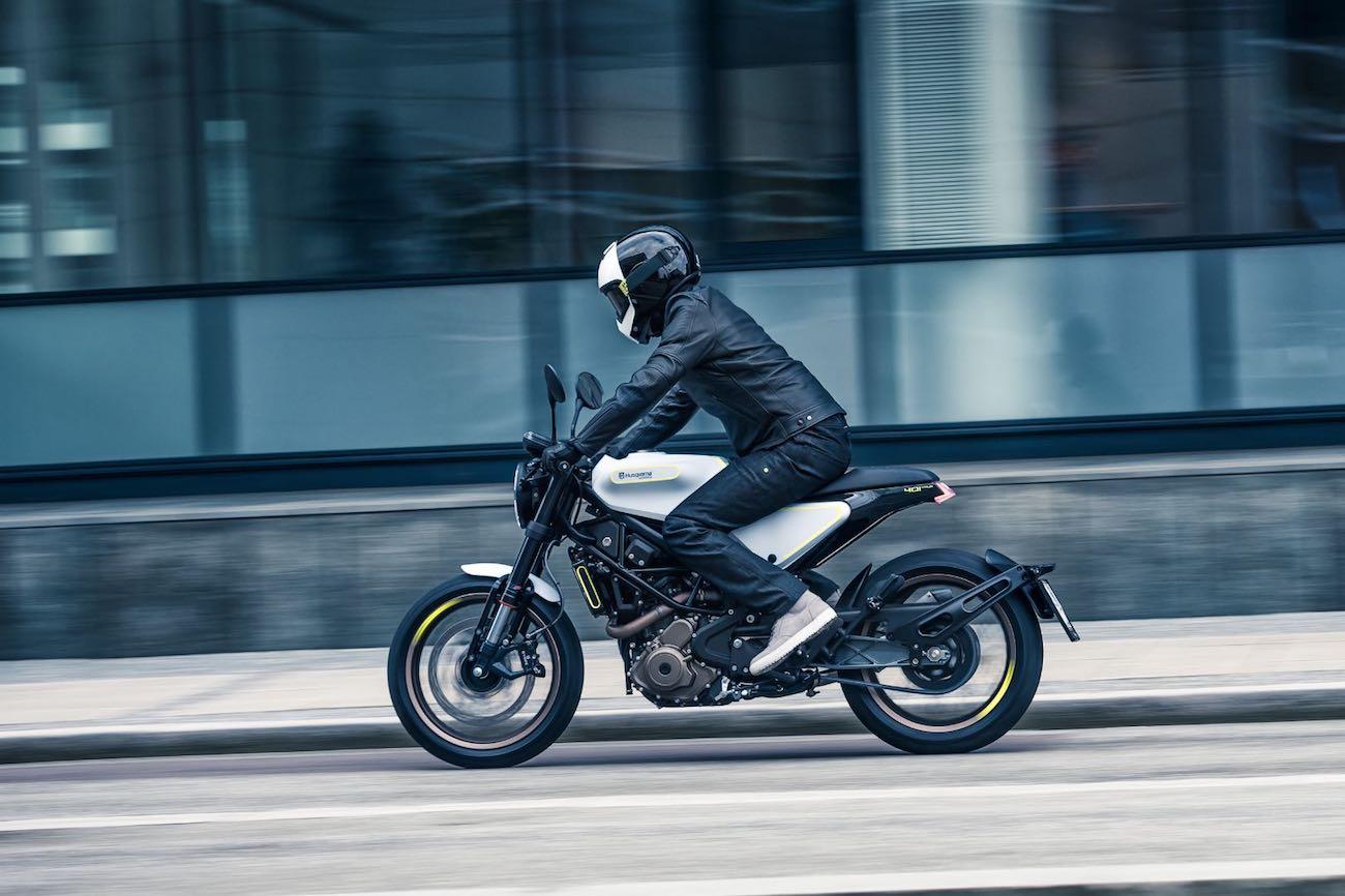 Husqvarna Pilen Ventilated Motorcycle Helmet