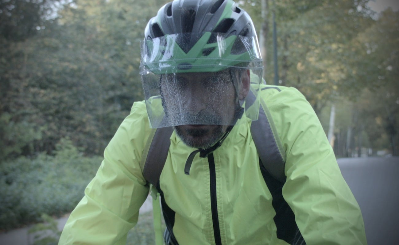 Joli+Visor+Universal+Rain+Helmet+Visor