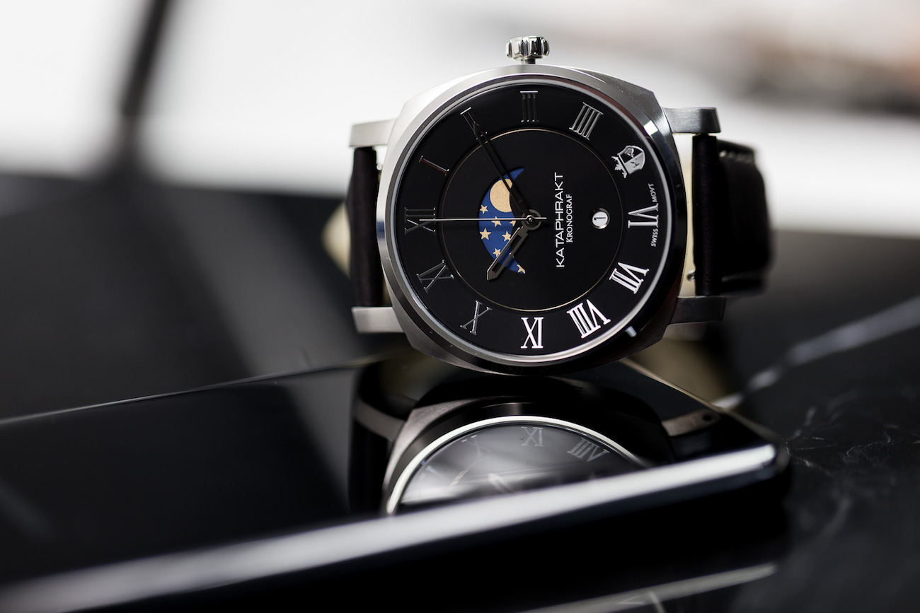 Kataphrakt Kronograf Modern Classic Luxury Watches