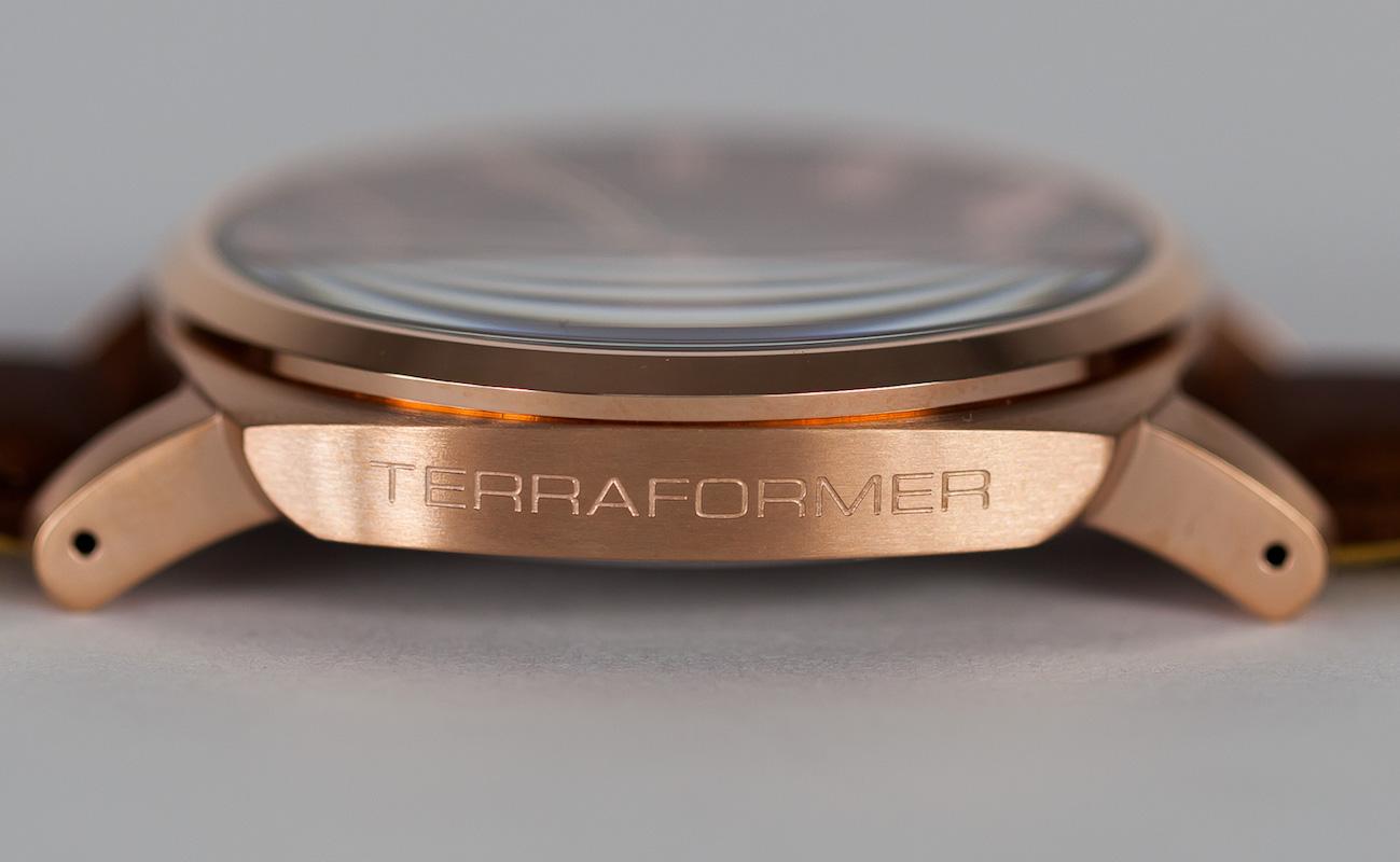 Kataphrakt Kronograf Modern Classic Luxury Watches