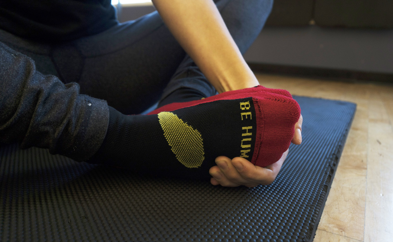 Kinis Barefoot Training Shoe Socks