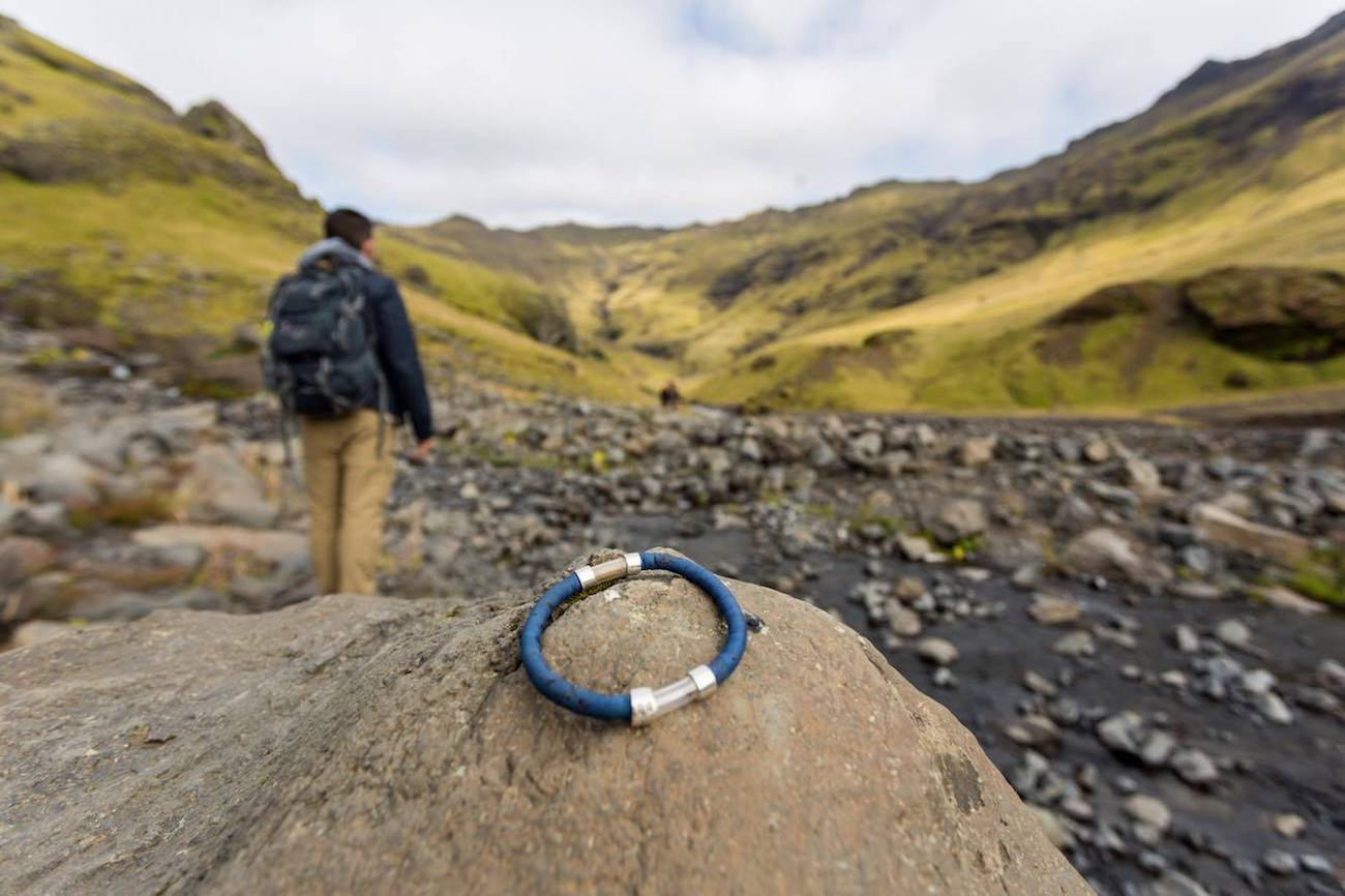 Legend Eco-Friendly Travel Bracelet