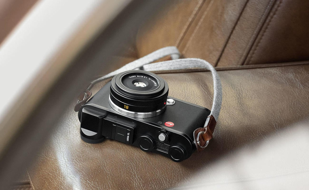 Leica CL Vintage Mirrorless Camera