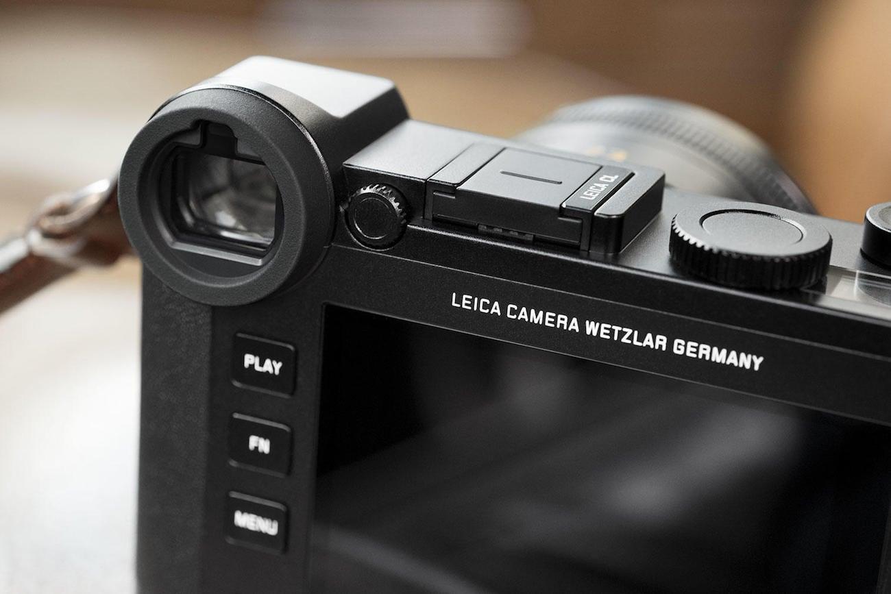 Leica CL Vintage Mirrorless Camera