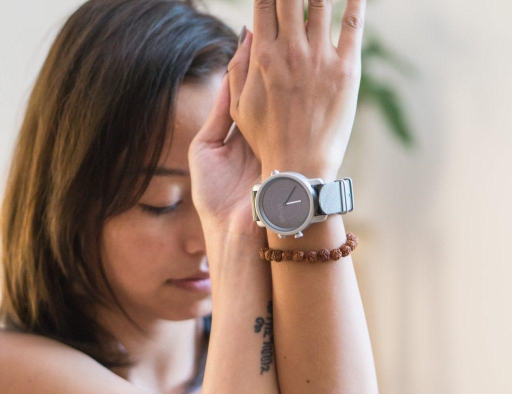 Solar Powered Activity Smartwatch