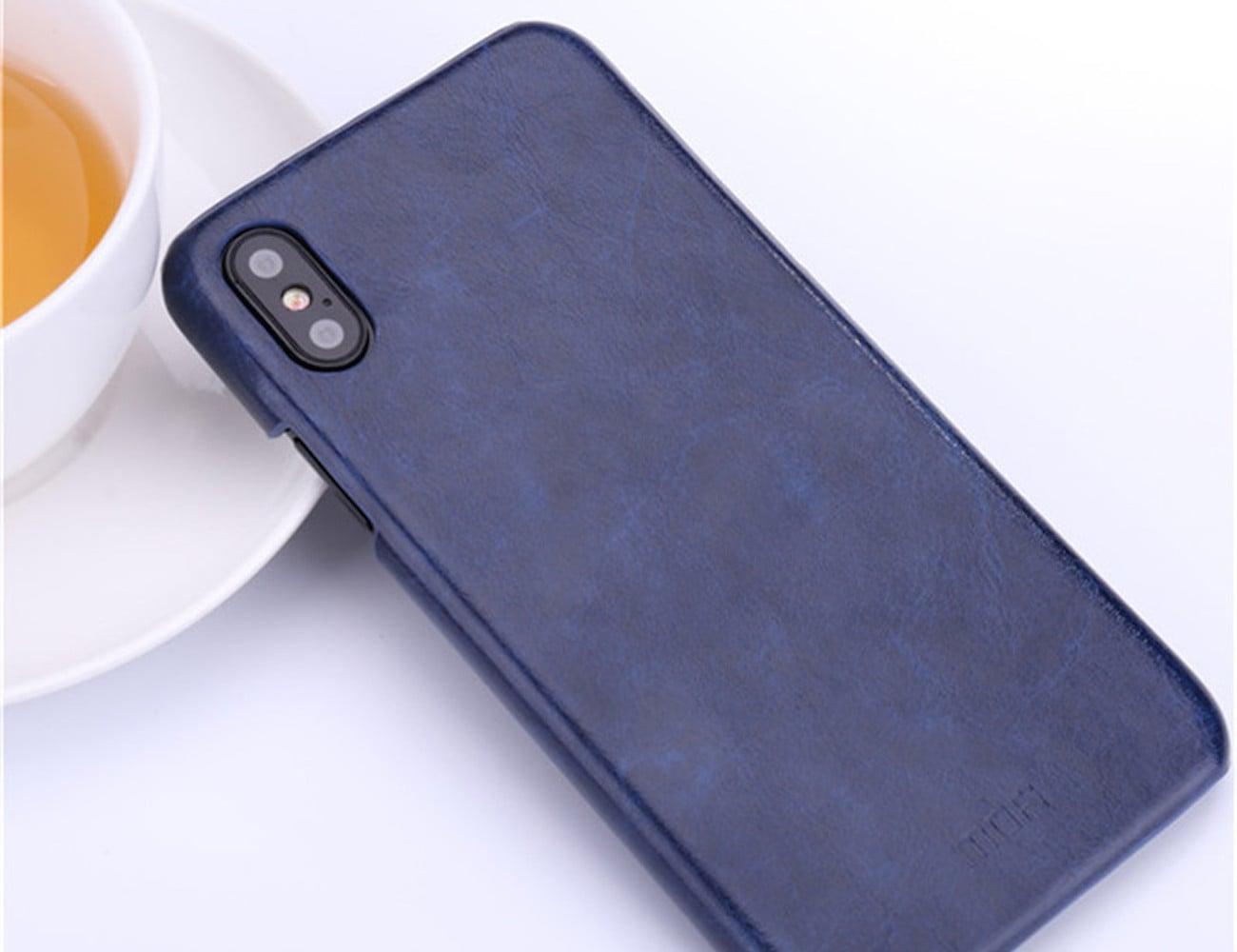 Iphonex Phone Cases: Luxury PU Leather IPhone X Case » Gadget Flow