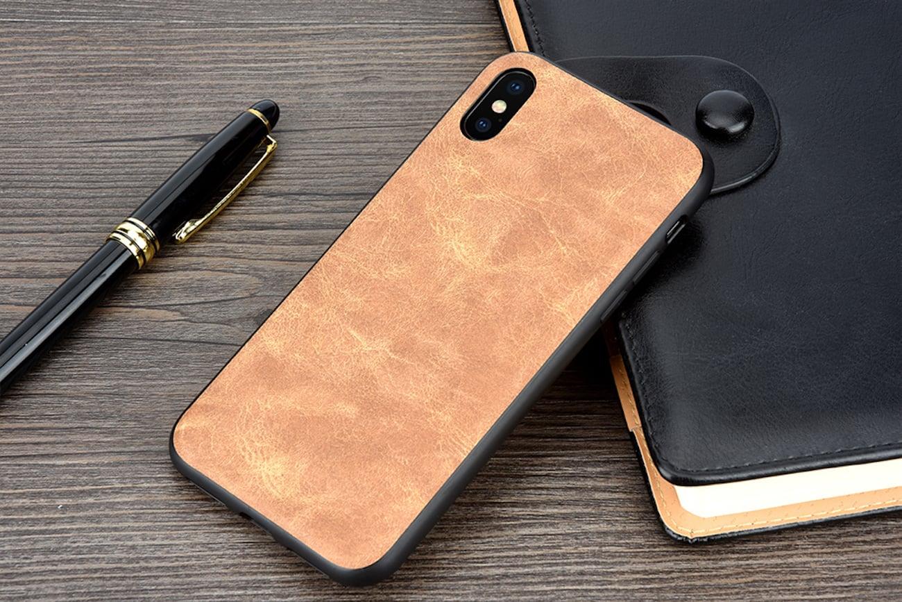 Luxury iPhone X Vintage Case
