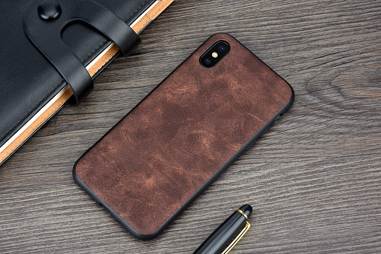 outlet store 65f6a ebfb2 Luxury iPhone X Vintage Case