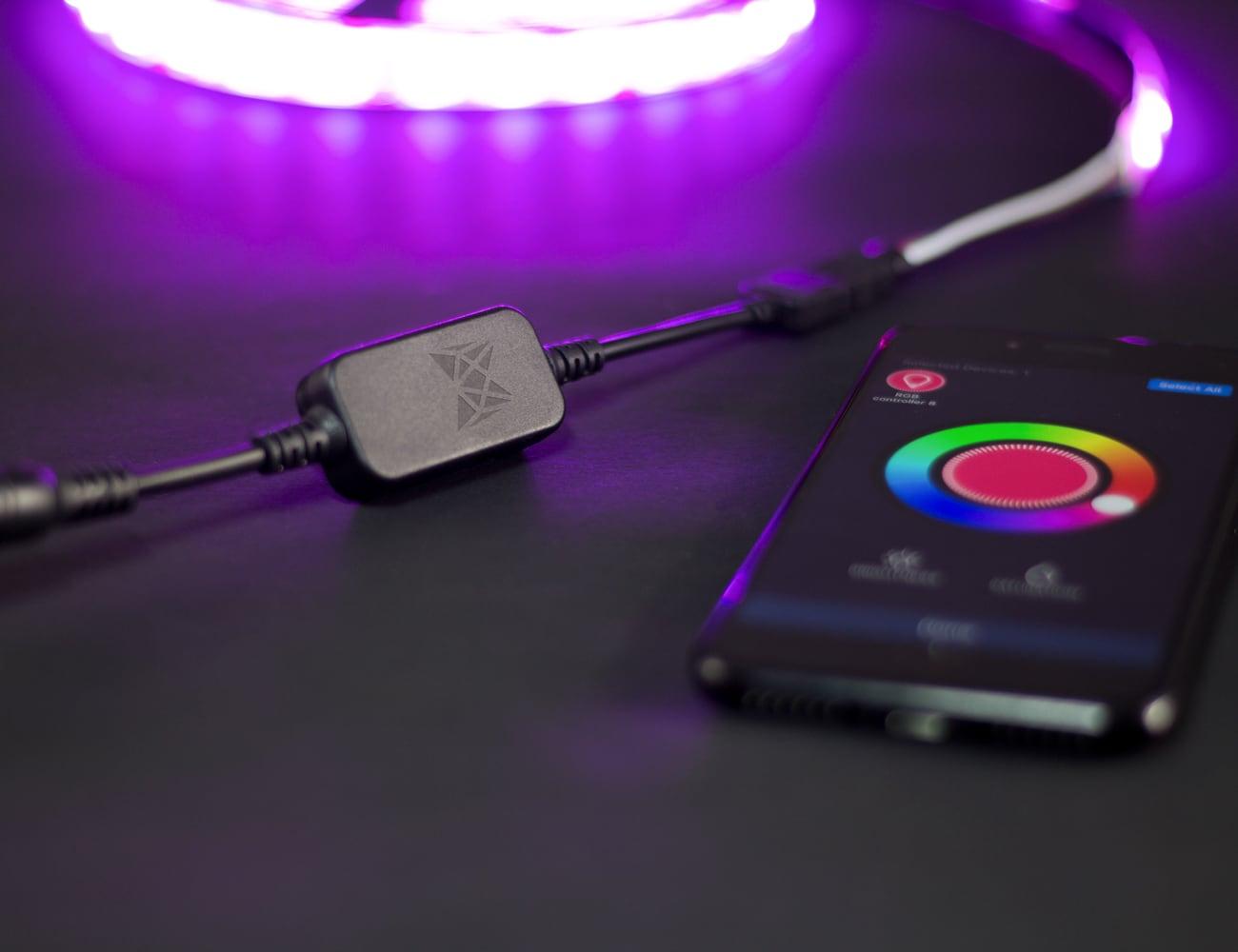 MESHLE flex Smart Bluetooth LED Controller
