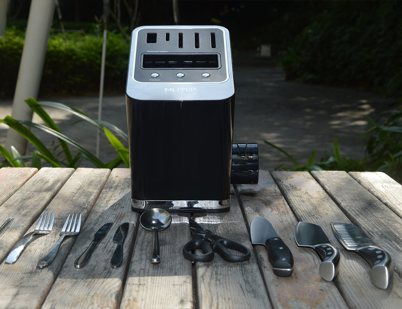 MLITER S20 Electric Multifunctional Knife Sterilizer