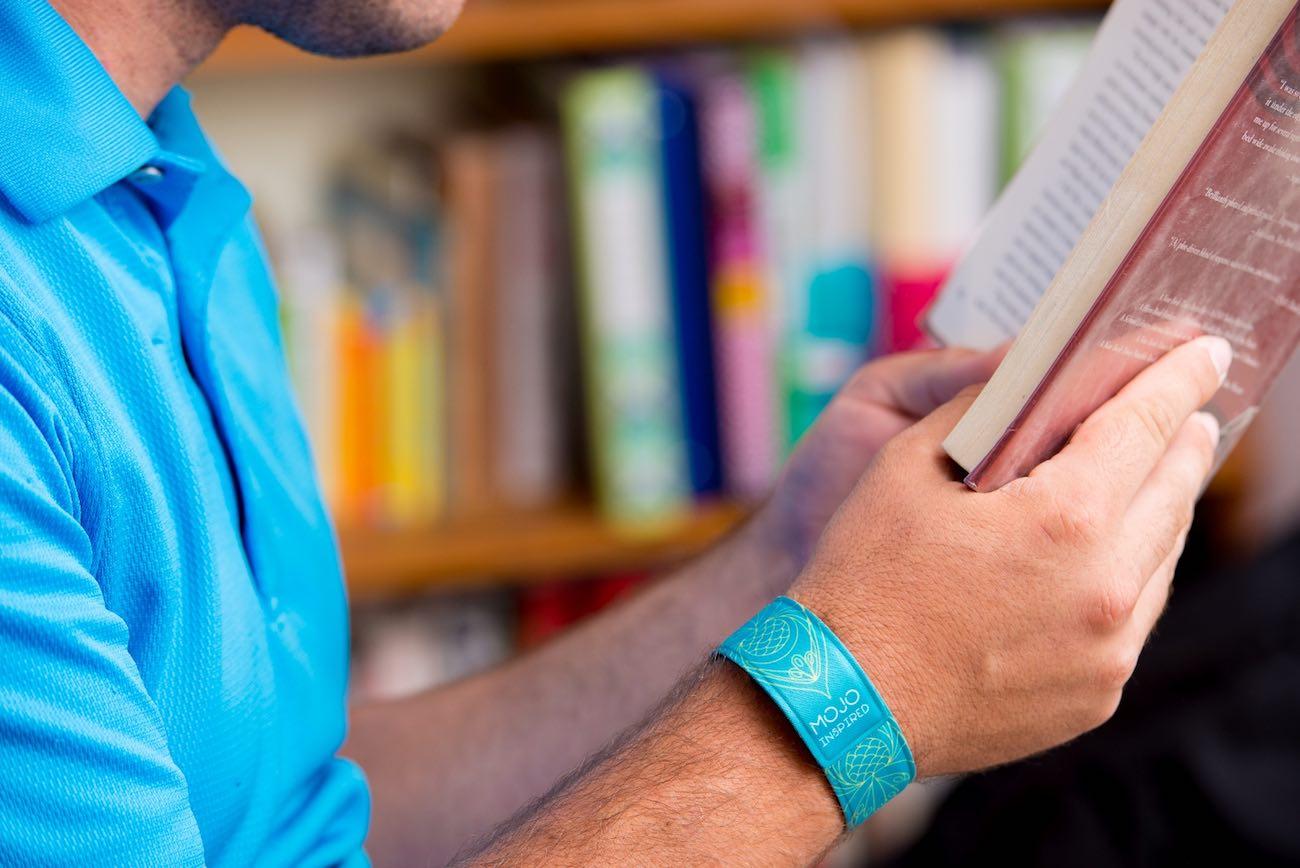 MOJO Aromatherapy Slap Bracelet