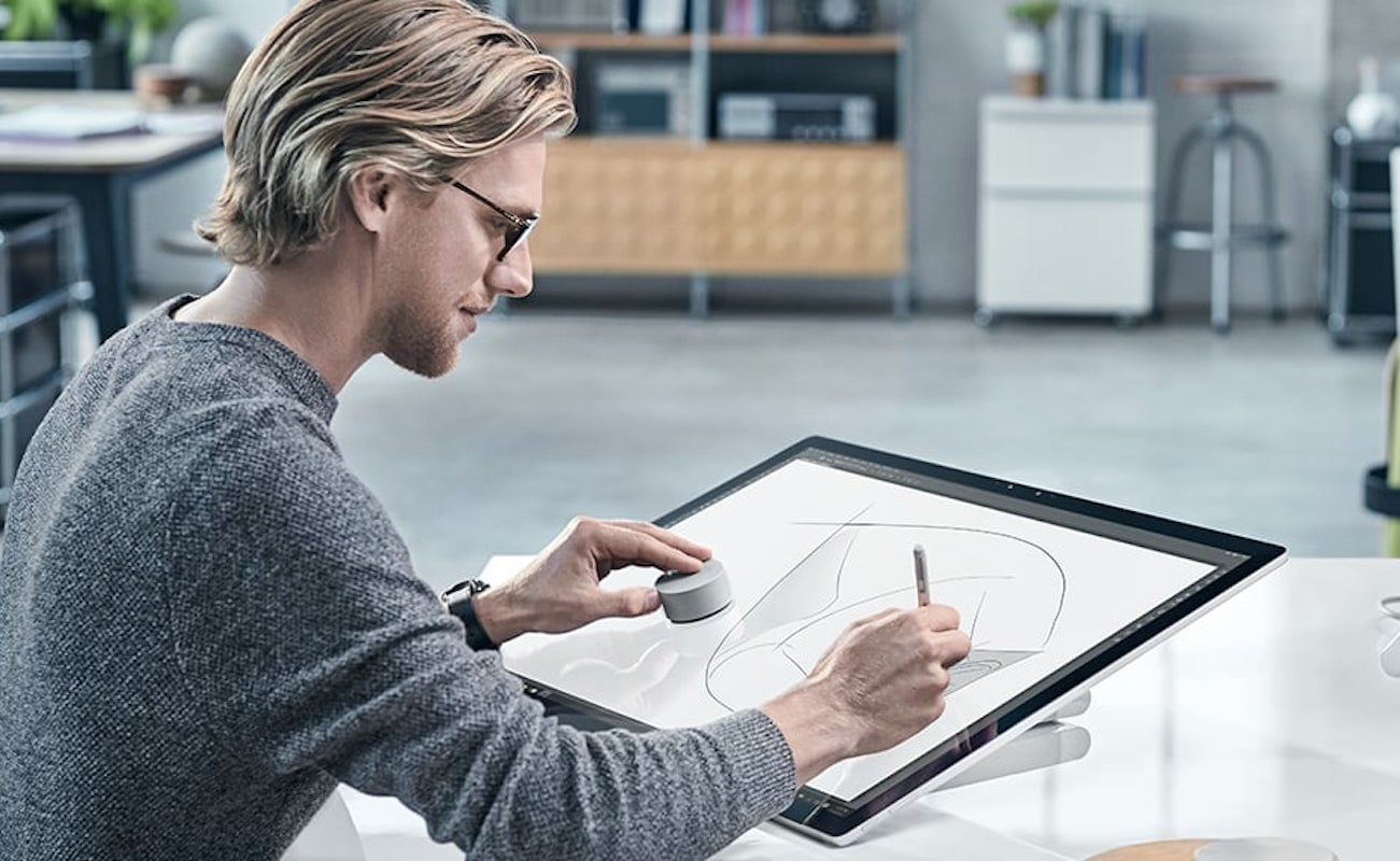 Microsoft+Smart+Surface+Dial