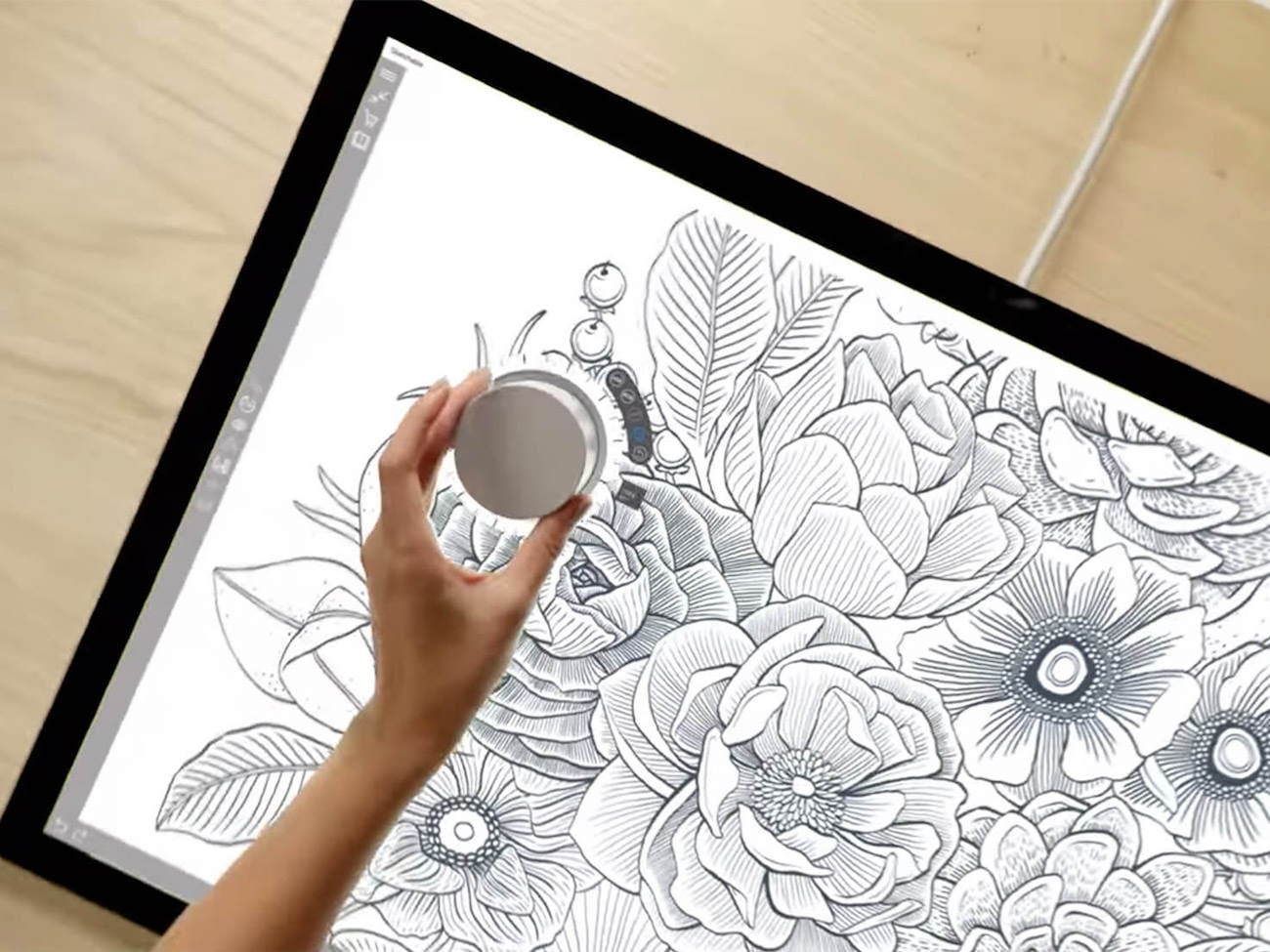 Microsoft Smart Surface Dial