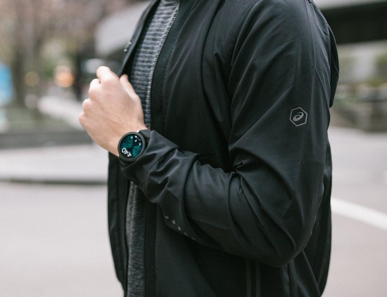 Misfit Command Minimalist Hybrid Smartwatch