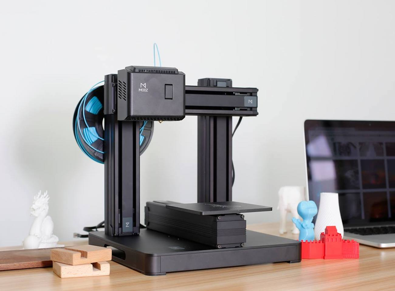 Mooz Is the Ultimate 3D Printer for Makers
