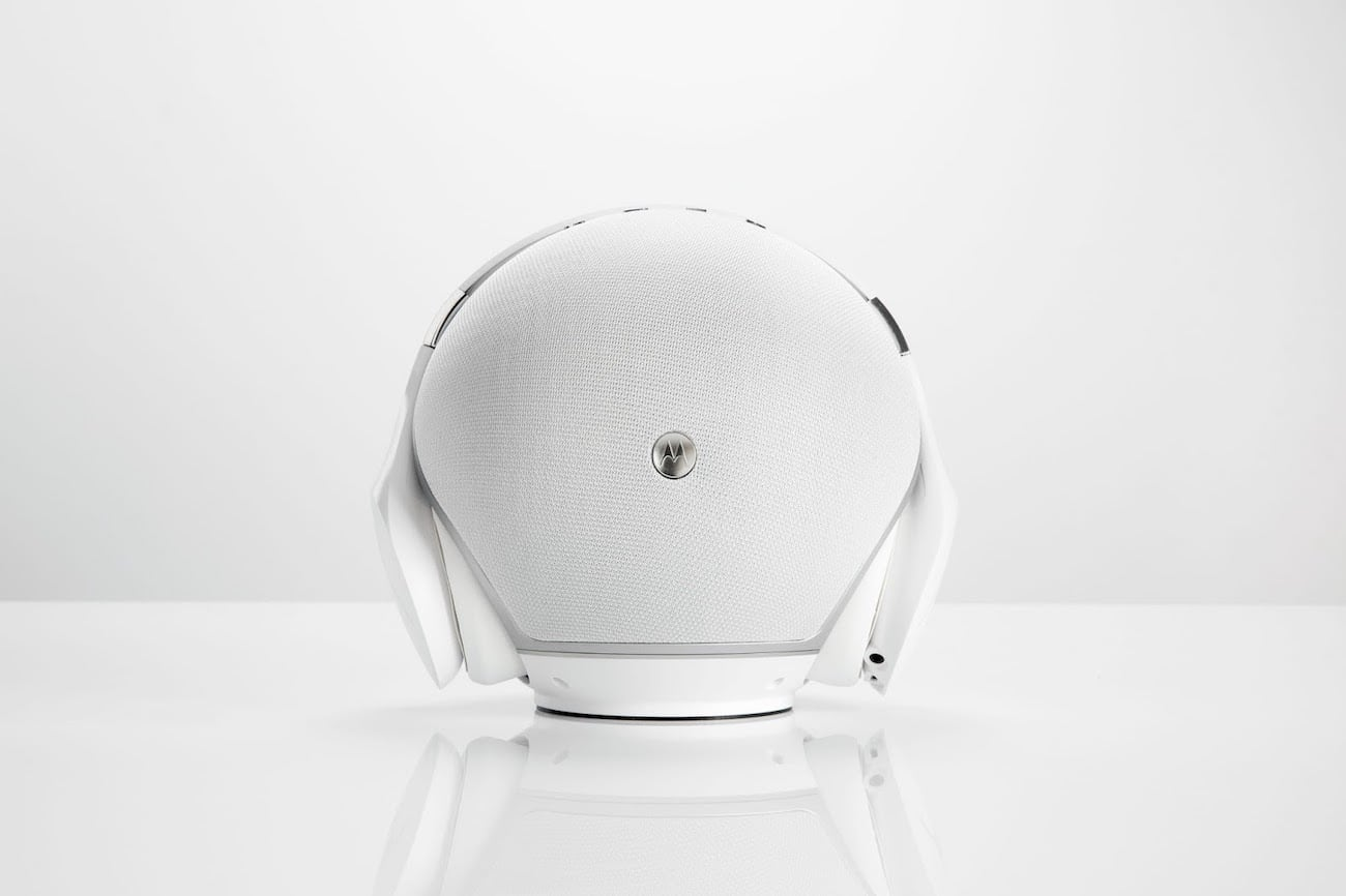 Motorola Sphere+ Over-Ear Headphones Speaker