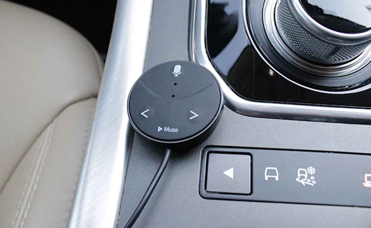Muse Alexa Voice Car Assistant