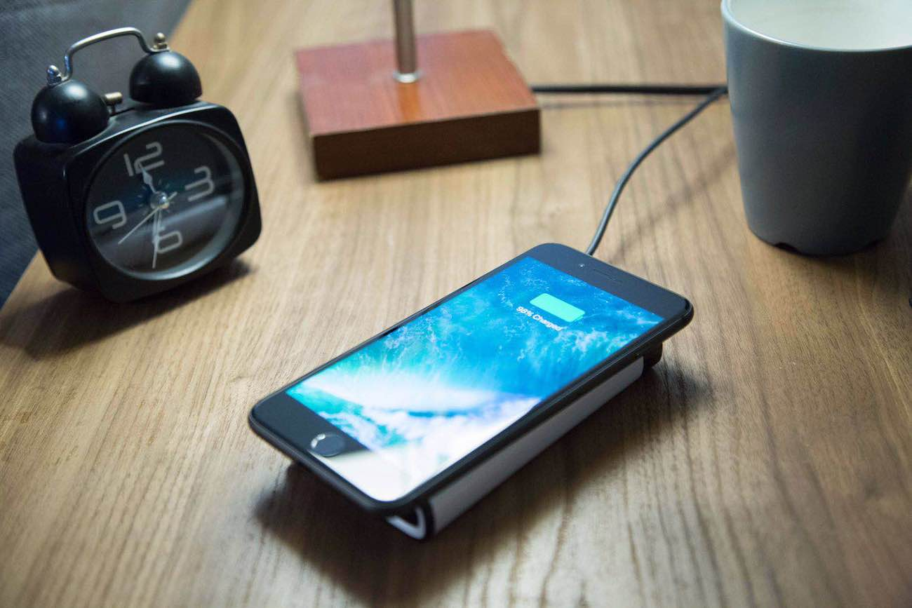 NOCABLE Portable Wireless Charging Station » Gadget Flow