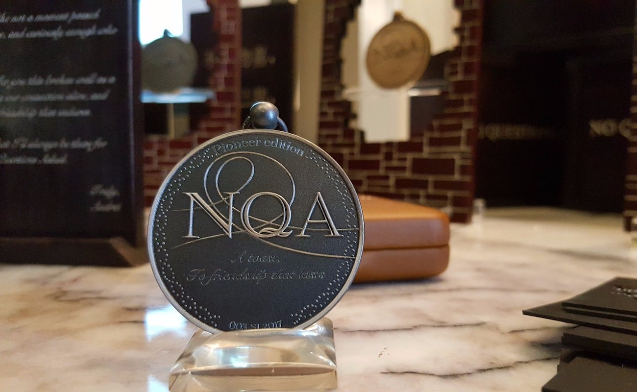 NQA No Questions Asked Tokens