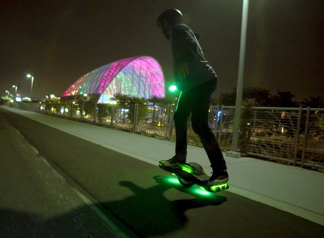 Neon Nitro 8 Self-Balancing One Wheel Board
