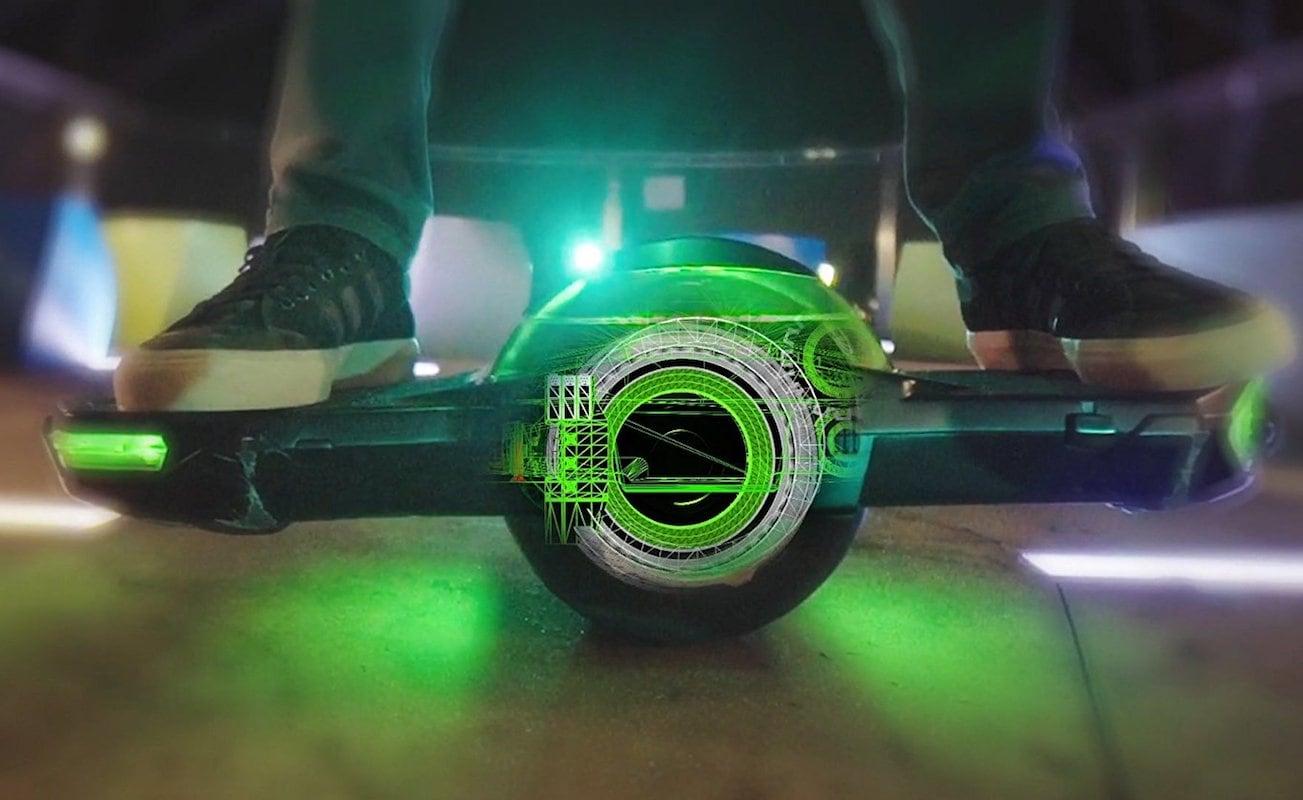 Neon Nitro 8 Self-Balancing One Wheel Board
