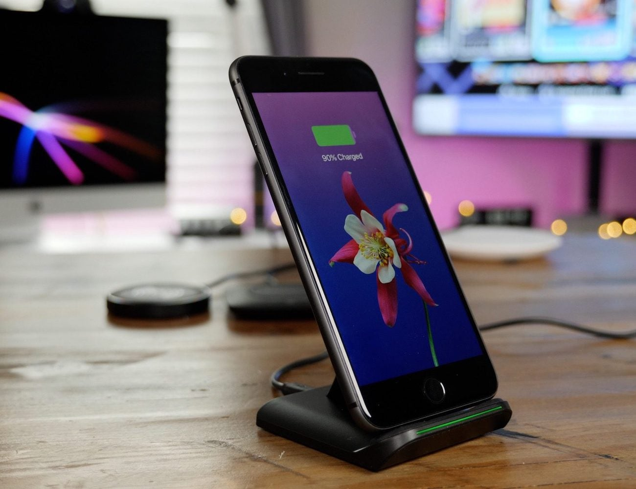 Otium+Wireless+Fast+Charging+Stand