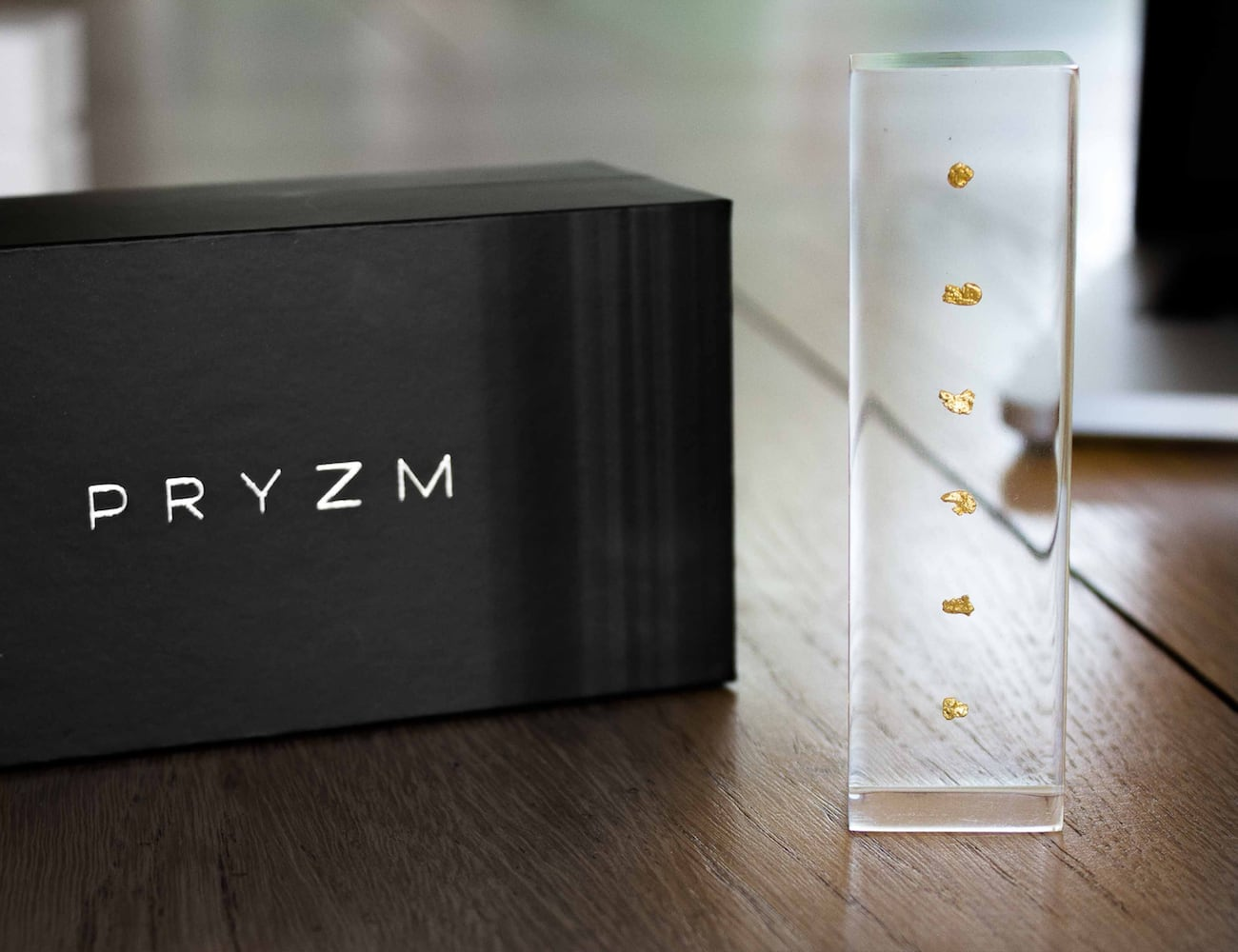 PRYZM Ultra Rare Materials Collection