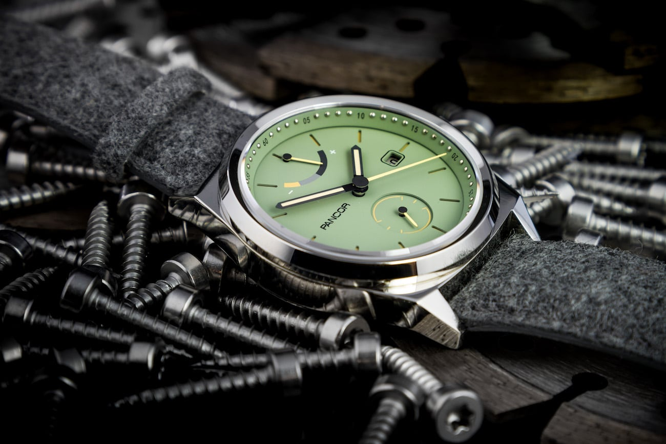 Pancor P02 Contemporary Automatic Watch